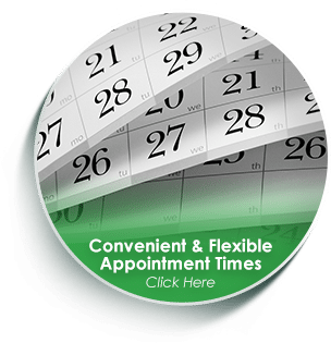 flexible appointment times