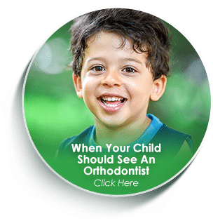 when should your child see an orthodontist